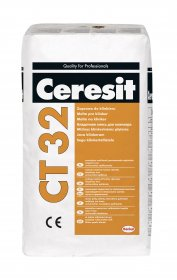 Mišinys Ceresit CT32 mūrijimui, pilkas (02), 25kg