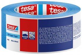 Dažymo juosta TESA, lauko darbams, mėlyna, UV 2 sav., 50m.x50mm (04435)