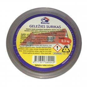 Geležies surikas, 0.3kg (milteliai)