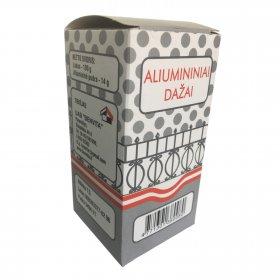 Dažai su aliuminio dulkėmis, 114gr