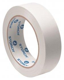 Juosta PVC rifl. 50mmx33m Standard, balta (491450)