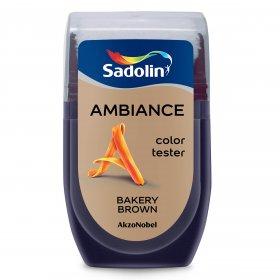 Spalvos testeris AMBIANCE, BAKERY BROWN, 30 ml