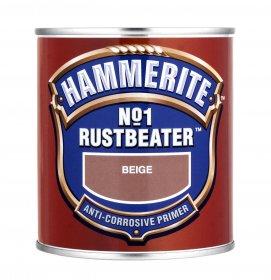 Gruntas HAMMERITE RUSTBEATER Nr1, dramblio kaulo, 2.5 l