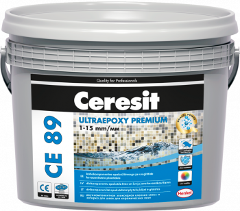 Glaistas-klijai Ceresit CE89 UltraEpoxy Tofi  844 2.5kg