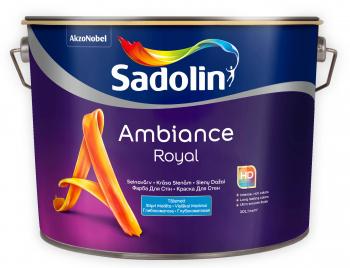 Dažai Sadolin AMBIANCE ROYAL, BC bazė (tonuojami), 9,3 l