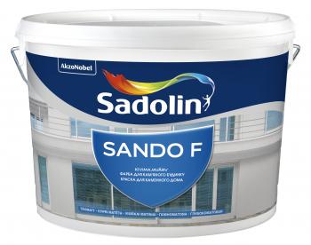 Dažai Sadolin SANDO F, BM bazė, 9.6 l