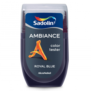 Spalvos testeris AMBIANCE, ROYAL BLUE, 30 ml