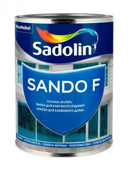 Dažai Sadolin SANDO F, BW bazė, 1 l