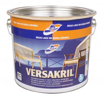 Lakas akrilinis Rilak VERSAKRIL, bazė EC, 2.7 l