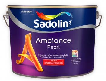 Dažai Sadolin AMBIANCE PEARL, BC  bazė (tonuojami), 9,3 l