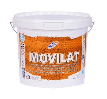 Dažai Rilak MOVILAT-25, bazė A, 3.6 l