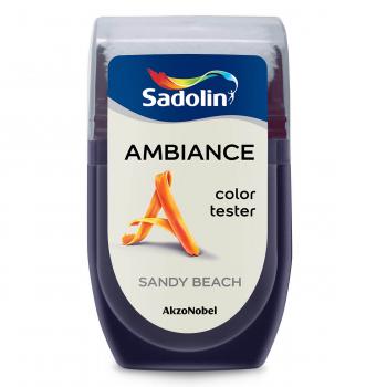Spalvos testeris AMBIANCE, SANDY BEACH, 30 ml