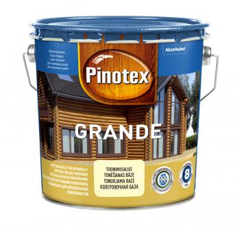 Impregnantas medienai Pinotex Grande, bespalvis, 3 l