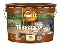 Alyva medienai Pinotex Terrace&Wood Oil, CLR bazė, 10 l