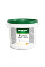 Klijai medienai PVA D3, 3kg