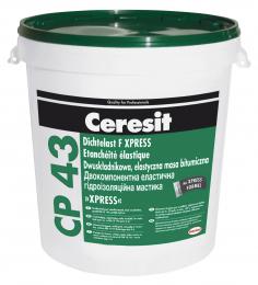 Hidroizoliacija Ceresit CP43 bituminė, 2k, 28kg