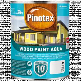 Dažai Pinotex Wood Paint Aqua, BW bazė, 2.5 l