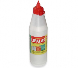 Klijai universalus Lipalas buteliuose, 0.5kg
