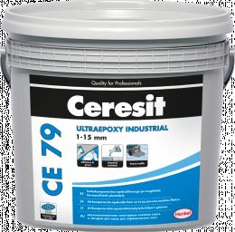Glaistas-klijai Ceresit CE79 UltraEpoxy Industrial Sandstone 723 5kg