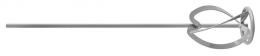 Maišytuvas klijams M14 su sriegiu, 140x600 mm,  (0860-830140)