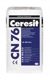 Mišinys Ceresit CN76 grindų lyginimui 4-50mm, 25kg