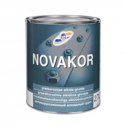 Gruntas Rilak NOVAKOR, pilkas, 2.7 l