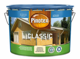 PINOTEX Classic bespalvis AE 10ltr