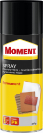 Klijai aerozoliniai Moment Power Spray, 400ml