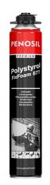 Putos klijuojančios Polystyrol  FixFoam PRO 750ml