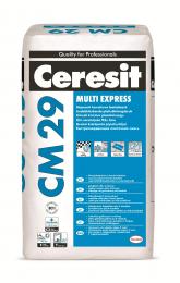 Klijai plytelėms Ceresit CM29 Multi Express, 25kg