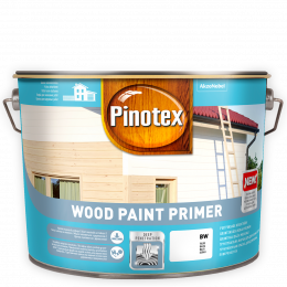 Gruntas medienai Wood Paint Primer, 10 l
