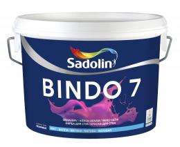 Dažai Sadolin BINDO 7, BM bazė, 2.4 l