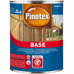 Gruntas medienai Pinotex Base, 10 l
