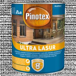 Impregnantas medienai Pinotex Ultra Lasur, oregono sp., 3 l