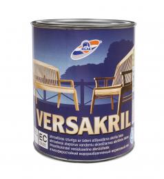 Lakas akrilinis Rilak VERSAKRIL, bazė EC, 0.9 l