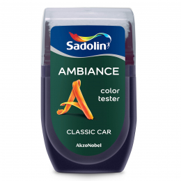 Dažų testeris AMBIANCE, CLASSIC CAR, 30 ml