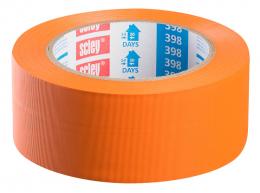 PVC juosta *398* gofr.  oranž 38mmx33m (0320-983338)