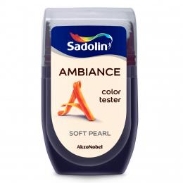 Dažų testeris AMBIANCE, SOFT PEARL, 30 ml