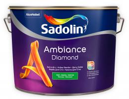 Dažai Sadolin AMBIANCE DIAMOND, BW bazė, 10 l