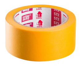 Popier juosta (geltona) *572* 25mm/33m (0300-723325)