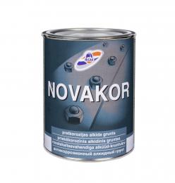 Gruntas Rilak NOVAKOR, pilkas, 0.9 l