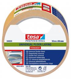 Dvipusio lipnumo juosta TESA, 25m x 50mm (064620)