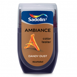 Dažų testeris AMBIANCE, DANDY DUST, 30 ml