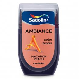 Dažų testeris AMBIANCE, MACARON PEACH, 30 ml