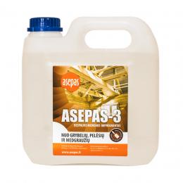 Antiseptikas 'Asepas-3' 5ltr