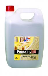 Giliai įsigeriantis gruntas Rilak FORAKRIL BASE, 5 l