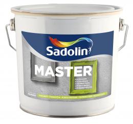Dažai Sadolin MASTER 30, BW bazė, 2.5 l