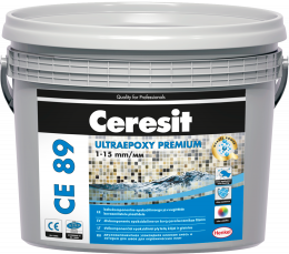 Glaistas-klijai CE89 UltraEpoxy Crystal White 801 2.5kg