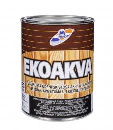 Lakas akrilinis Rilak EKOAKVA M, 0.9 l