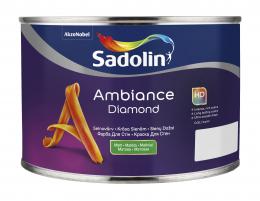 Dažai Sadolin AMBIANCE DIAMOND, BW bazė, 0,5 l